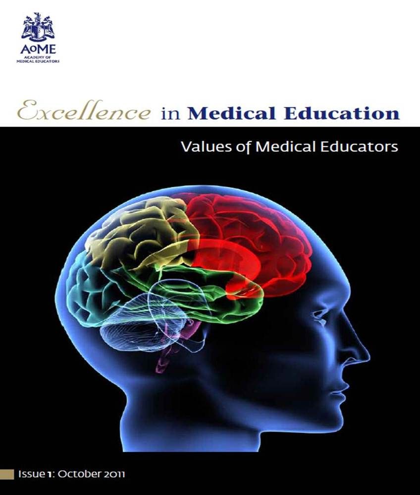 Excellence in Medicine cover - Issue 1