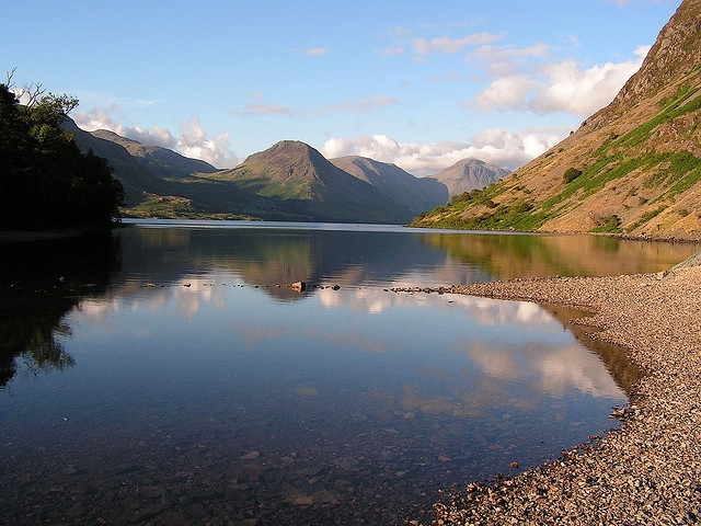 Wastwater by Flickr User Andy Hayward